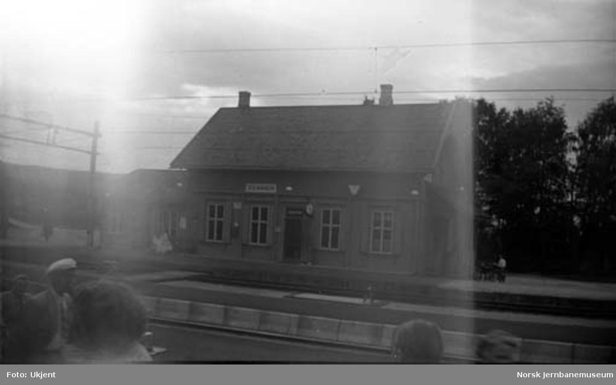 Eidanger stasjon