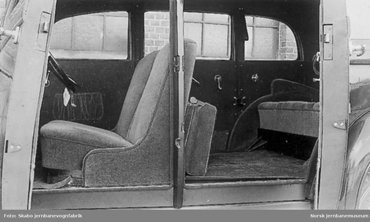 Karosseribygging, Chevrolet drosje